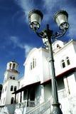 Sunlight church Royalty Free Stock Photography