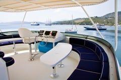 Sunlight cruise Stock Photo