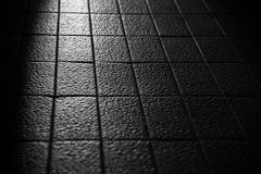 Sunlight on floor Royalty Free Stock Photos