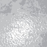 Sunlight_on_gray_water. Vector texture of sun glare on a transparent gray sea surface Royalty Free Stock Photography