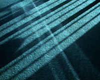 Sunlight, Reflection and shadow. Sunlight, reflected sunlight and shadow crossing on carpet royalty free stock image