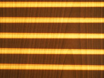 Sunlight through shutter Royalty Free Stock Photo