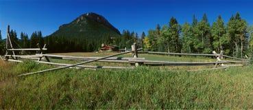 Sunlight Valley Stock Photos