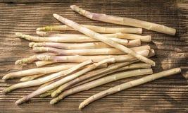 Sunlit Asparagus Royalty Free Stock Image