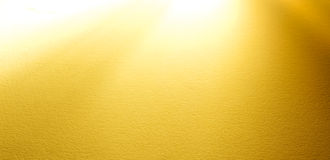 Sunlit glow Royalty Free Stock Photography