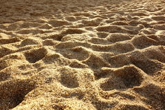Sunlit Sand Royalty Free Stock Image
