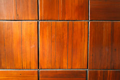 Sunlit Wooden Pattern Stock Images
