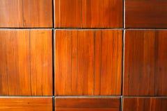 Sunlit Wooden Pattern Stock Images
