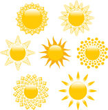 SunLogo Stock Images