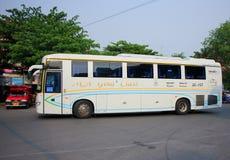Sunlong bus of Nakhonchai air Royalty Free Stock Photography