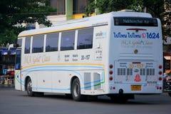 Sunlong bus of Nakhonchai air Stock Photos