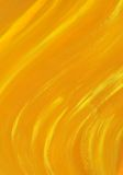 Sunny abstract oil painting Royalty Free Stock Image
