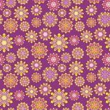 Sunny Abstract Vector Pattern ilustración del vector