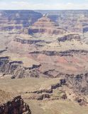 Grand Canyon in Arizona. Sunny aerial view at the Grand Canyon National Park in Arizona, USA Royalty Free Stock Images
