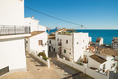 Sunny Altea Stock Photography