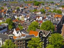 Sunny Amsterdam Stock Photos