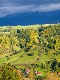 Sunny autumn royalty free stock photography