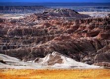 Badlands National Park, South Dakota, USA Royalty Free Stock Photography