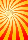 Sunny background. Red and yellow sunny background Royalty Free Stock Images