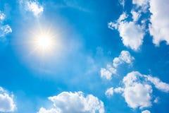 Bright sun Stock Photos