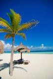 Sunny Beach Royalty Free Stock Photography