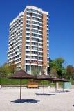 Sunny beach royalty free stock image