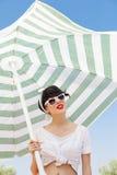 Sunny beach Royalty Free Stock Photos