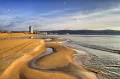 Sunny Beach Photo libre de droits