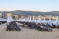 Sunny Beach Bulgaria Imagens de Stock