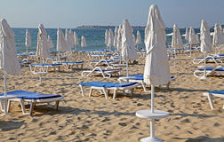Sunny beach, Bulgaria Royalty Free Stock Image