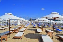 Sunny beach Stock Photo