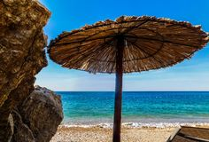 Sunny Beach stock images