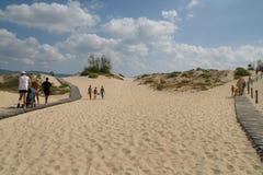 Sunny Beach resort, Bulgaria Royalty Free Stock Photos
