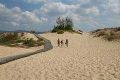 Sunny Beach resort, Bulgaria Royalty Free Stock Photography