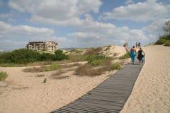 Sunny Beach resort, Bulgaria Stock Photography