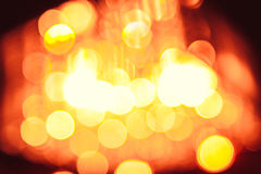 Sunny bokeh background Royalty Free Stock Images