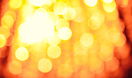 Sunny bokeh background Stock Photos