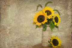 Sunny Bouquet Royalty Free Stock Photo