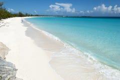 Sunny Caribbean Beach Imagen de archivo libre de regalías