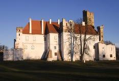 Sunny castle Stock Photos