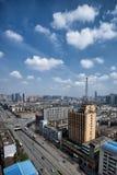 Sunny Chengdu Stockbild