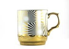 Sunny Coffee Cup Stockfotos