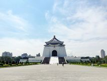 Chiang Kai Shek Memorial Hall Spuare.CKS, CKSMH, Taipei, Taiwan royalty free stock photos