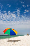 Sunny Day At The Beach Royalty Free Stock Image