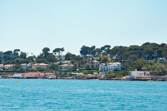 Sunny day in Cannes Royalty Free Stock Photography