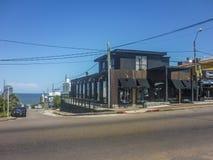 Sunny Day em Punta del Este, Uruguai Foto de Stock Royalty Free