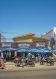 Sunny Day em Punta del Este, Uruguai Imagens de Stock Royalty Free