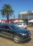Sunny Day em Punta del Este, Uruguai Foto de Stock