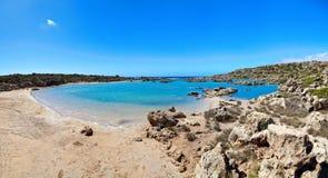 Sunny Day in Kreta Stock Foto's