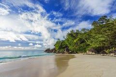 Sunny day on paradise beach anse georgette,praslin seychelles 53 Stock Photos